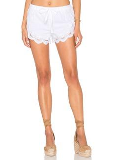 BLANKNYC Lace Short