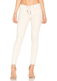 BLANKNYC Lace Up Skinny. - size 26 (also in 27,28,30)