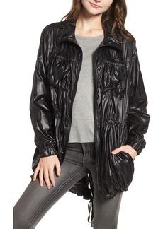 BLANKNYC Lightweight Long Jacket