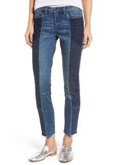 BLANKNYC Mix-Up Skinny Jeans