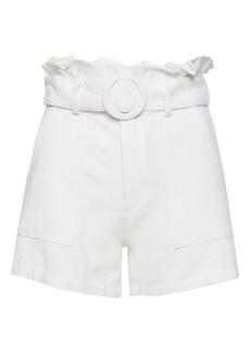BLANKNYC Paperbag Waist Shorts