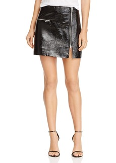 Blanknyc Patent Leather Mini Skirt - 100% Exclusive