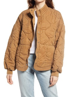 BLANKNYC Quilted Jacket