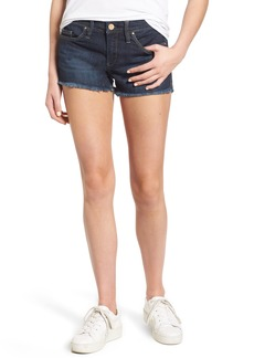 BLANKNYC Raw Hem Denim Shorts