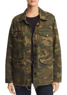 BLANKNYC Reversible Camo Jacket