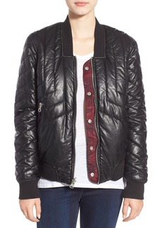 BLANKNYC Reversible Quilted Jacket