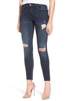BLANKNYC Ripped Ankle Skinny Jeans (Modern Vice)