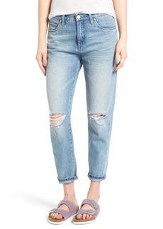 BLANKNYC Ripped Boyfriend Jeans (Personal Drainer)