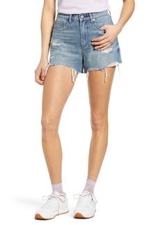 BLANKNYC Ripped Denim Shorts (Top Notch)