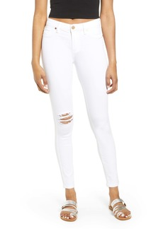 BLANKNYC Ripped Jeggings (Great White)