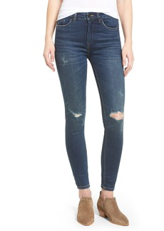 BLANKNYC Ripped Skinny Jeans (Playing Favorites)