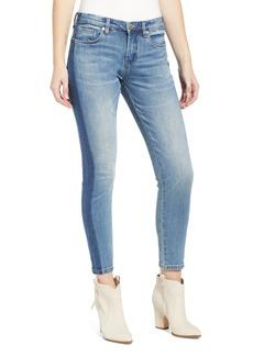 BLANKNYC Side Dye Ankle Skinny Jeans (Calendar Girls)