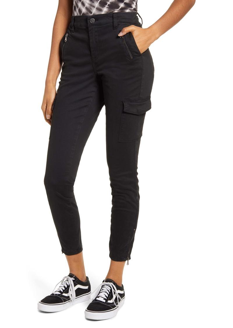 BLANKNYC Slim Fit Cargo Pants