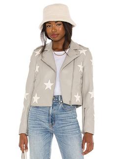 BLANKNYC Star Moto Jacket