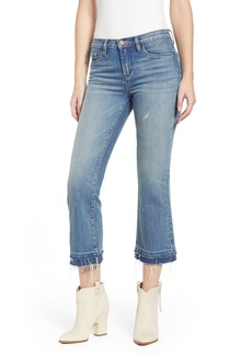 BLANKNYC Step Hem Crop Jeans (The Plastics)