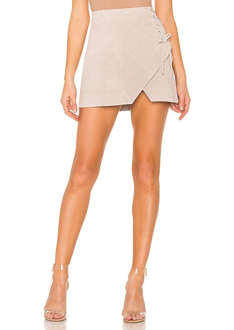 b2636acf72 Blank BLANKNYC Suede A Line Skirt | Skirts