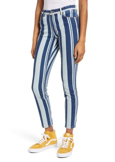 BLANKNYC The Bond Skinny Jeans (Indigo Stripe)