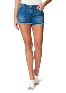 BLANKNYC The Essex Cutoff Denim Shorts (Close Attention)