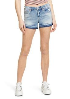 BLANKNYC The Essex Release Hem Denim Shorts (High Potential)