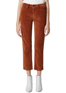 BLANKNYC The Madison Corduroy Ankle Straight Leg Pants