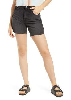 BLANKNYC The Warren High Waist Long Shorts (Infinity)