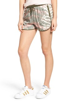 BLANKNYC Tie Dye Drawstring Shorts