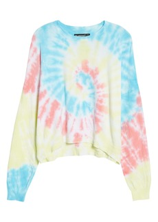 BLANKNYC Tie Dye Sweatshirt