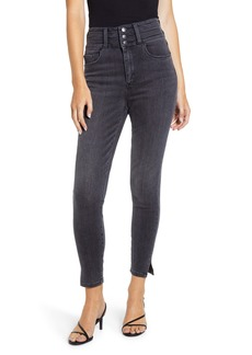 BLANKNYC Triple Waistband Skinny Jeans (Warrior Princess)