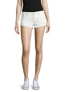 BLANKNYC Two-Tone Denim Shorts