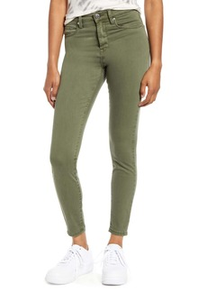 BLANKNYC Utility Skinny Jeans (Absinthe)
