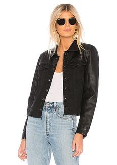 BLANKNYC Vegan Leather Jacket
