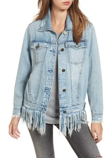 BLANKNYC Whiplash Denim Jacket