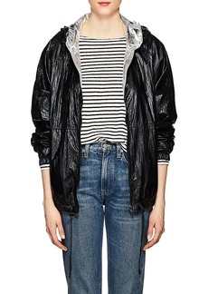BLANKNYC Women's Reversible Metallic Jacket