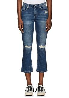 BLANKNYC Women's The Micro Kick-Flared Jeans