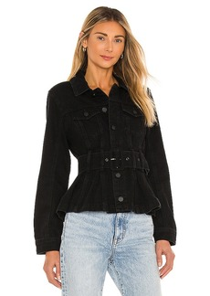 BLANKNYC X REVOLVE Belted Denim Jacket