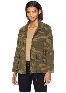 Blank Camouflage Jacket in Brigade