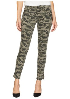 Blank Camouflage Utility Pants in Squadron