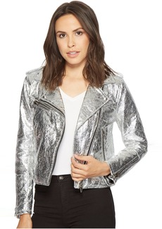 Blank Crystalized Jacket
