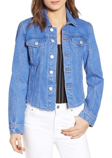 Blank Denim Jacket