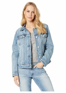 Blank Denim Jacket in Low Rider