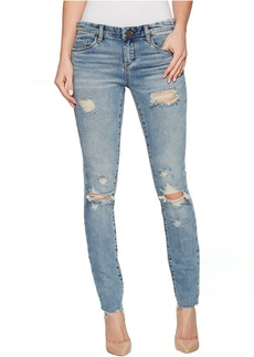 Blank Distressed Skinny Classique in Get It Together