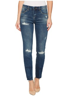 Blank Distressed Skinny in High Dive