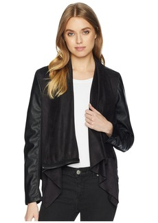 Blank Drape Front Jacket in Whatever It Takes
