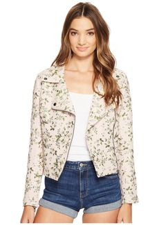 Blank Floral Detailed Jacket in Stem To Stem