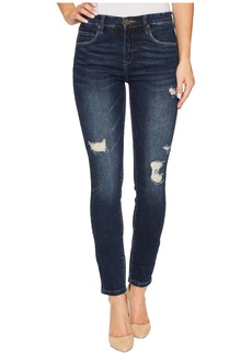 Blank High-Rise Destructed Skinny in Modern Vice