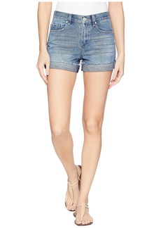 Blank High-Rise Shorts in Guilty Party
