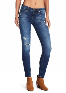 Blank Hotel Distressed Skinny Jeans