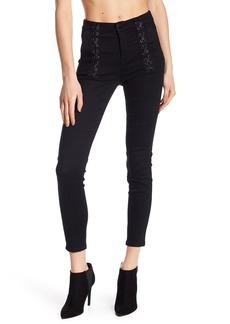 Blank Lattice Jeans