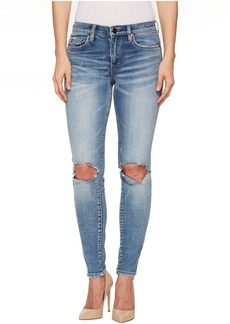Blank Mid-Rise Destructed Skinny in Delaytionship