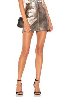 Blank Mini Skirt